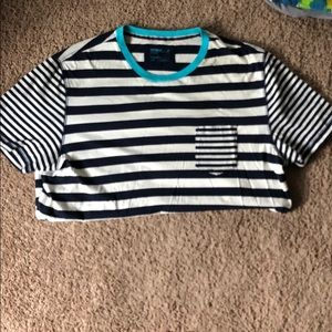 Express striped Tee